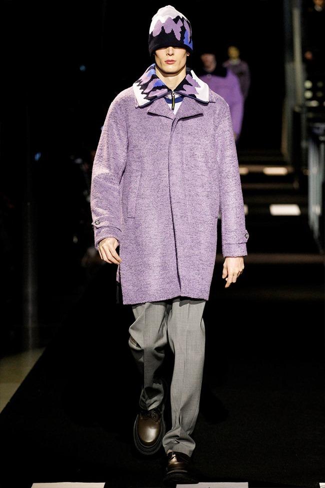 PARIS FASHION WEEK Kenzo Menswear Fall 2014. www.imageamplified.com, Image Amplified (4)