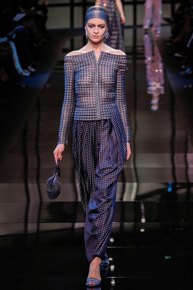 PARIS HAUTE COUTURE Armani Prive Spring 2014. www.imageamplified.com, Image Amplified (3)