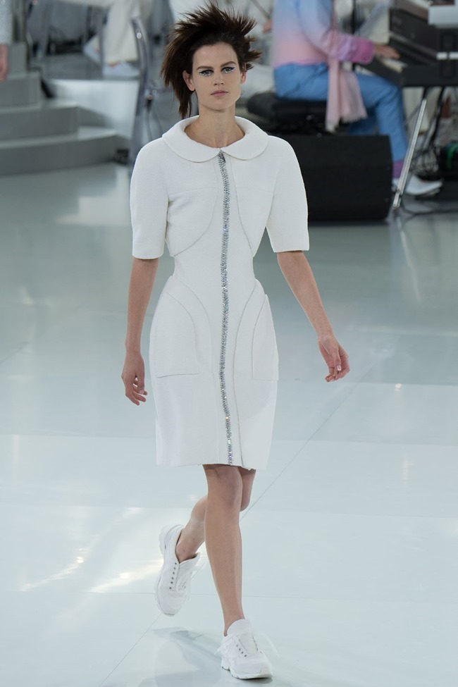 PARIS HAUTE COUTURE Chanel Spring 2014. www.imageamplified.com, Image Amplified (41)