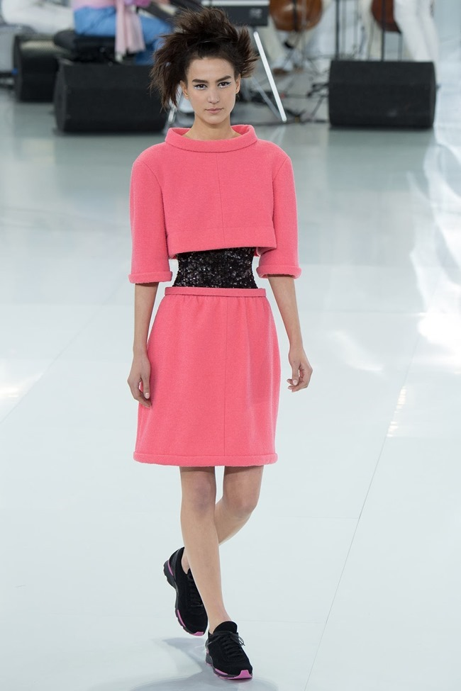PARIS HAUTE COUTURE Chanel Spring 2014. www.imageamplified.com, Image Amplified (49)
