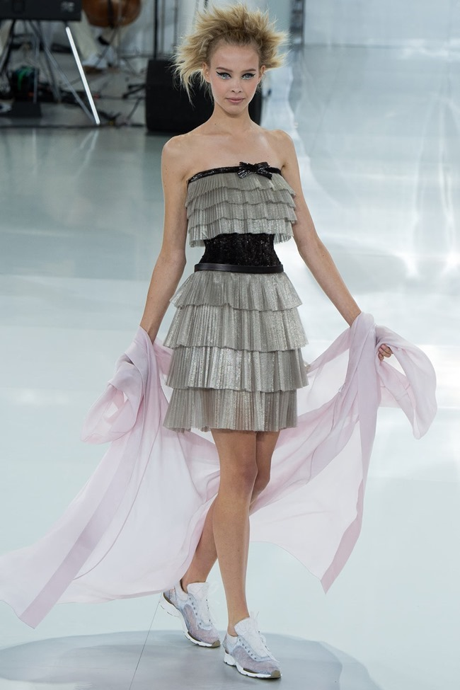 PARIS HAUTE COUTURE Chanel Spring 2014. www.imageamplified.com, Image Amplified (3)