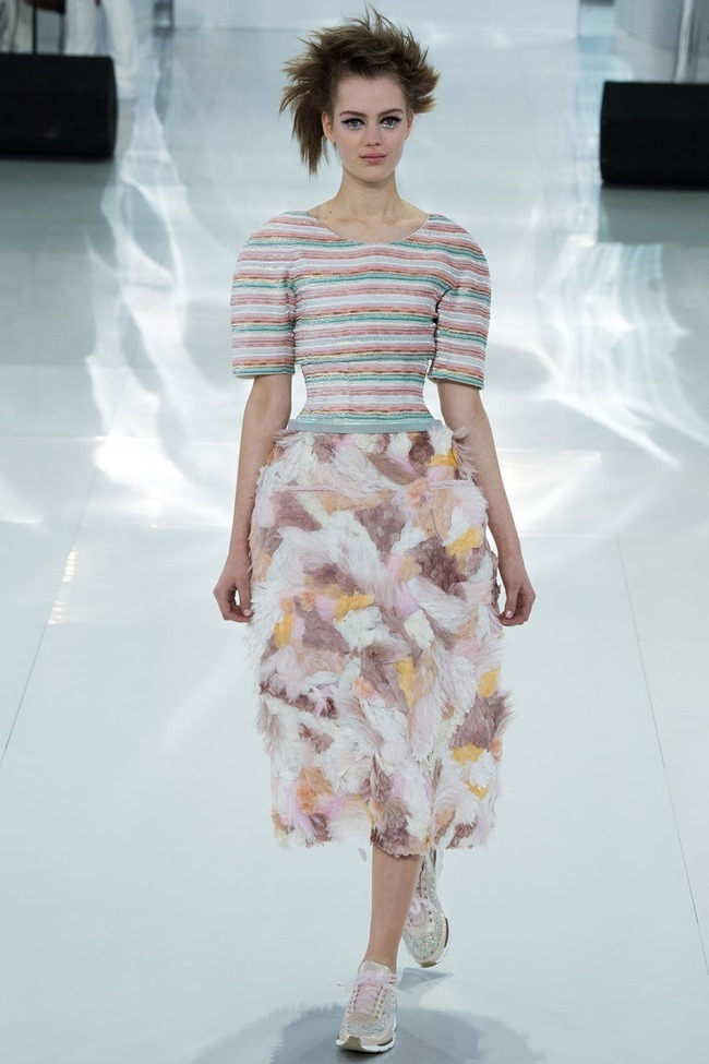 PARIS HAUTE COUTURE Chanel Spring 2014. www.imageamplified.com, Image Amplified (18)