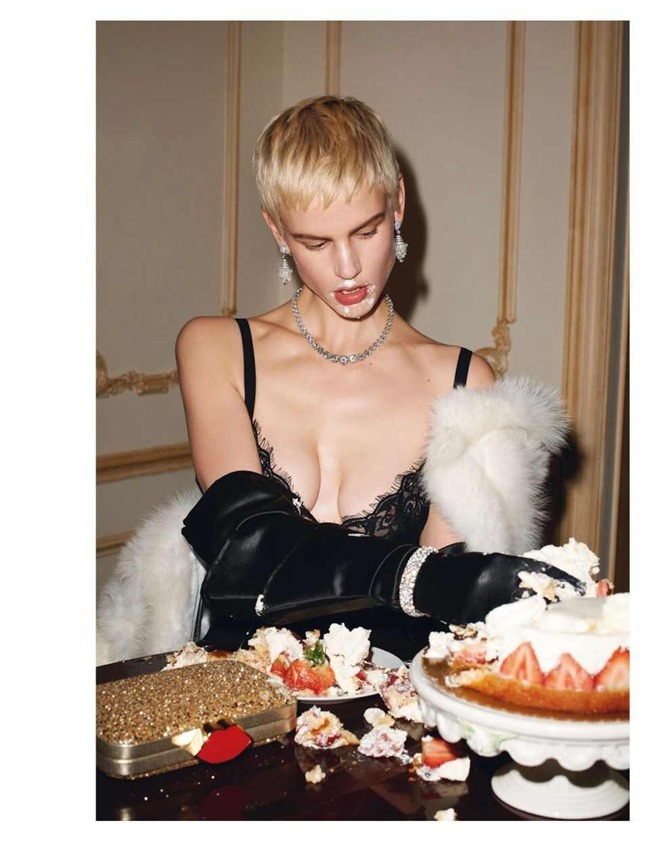 VOGUE PARIS Saskia De Brauw by Terry Richardson. Clare Richardson, February 2014, www.imageamplified.com, Image Amplified (8)