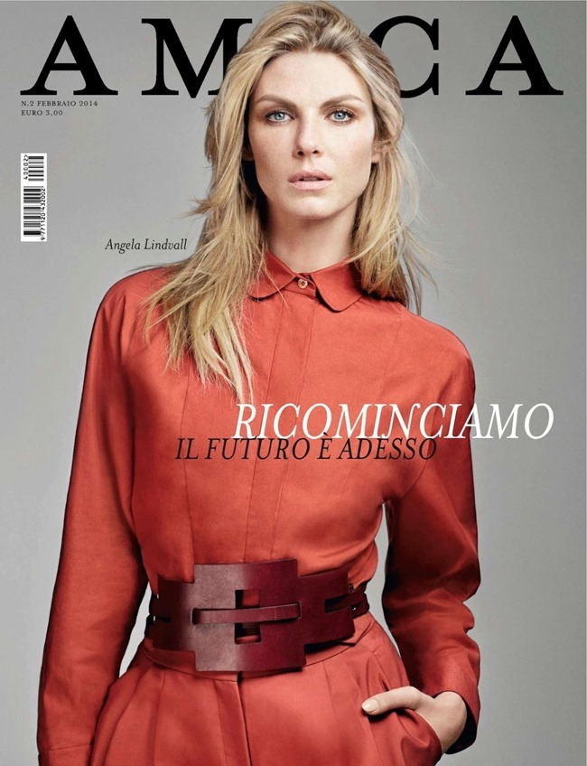 AMICA MAGAZINE Angela Lindvall in Astrattismi by Alex Cayley. Paolo Turina, February 2014, www.imageamplified.com, Image Amplified (1)