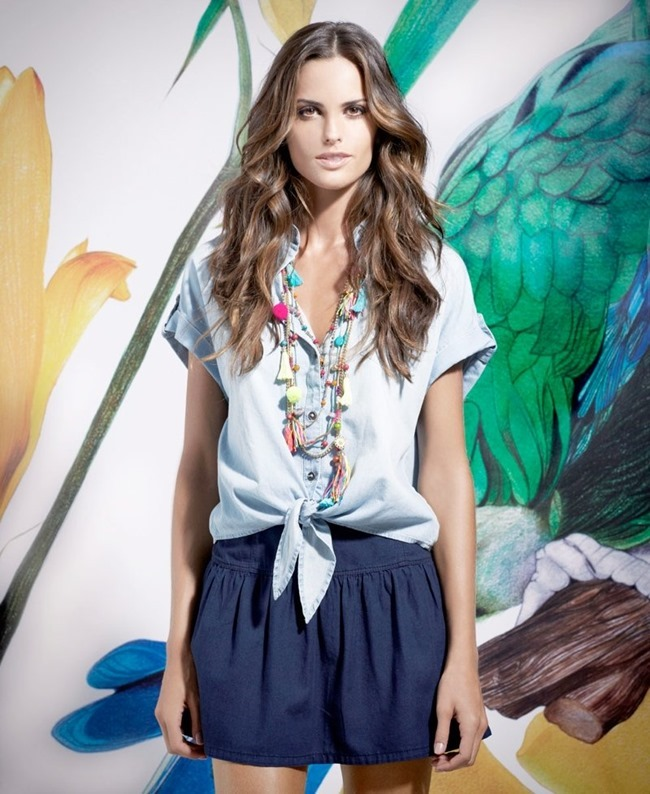 CAMPAIGN Izabel Goulart for SuiteBlanco Spring 2014. www.imageamplified.com, Image Amplified (5)