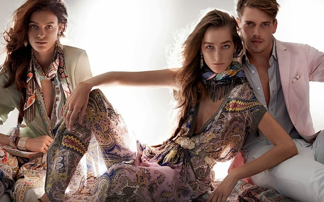 CAMPAIGN Mark Coz & Ton Heukels for Etro Spring 2014 by Mario Testino. www.imageamplified.com, Image Amplified (4)
