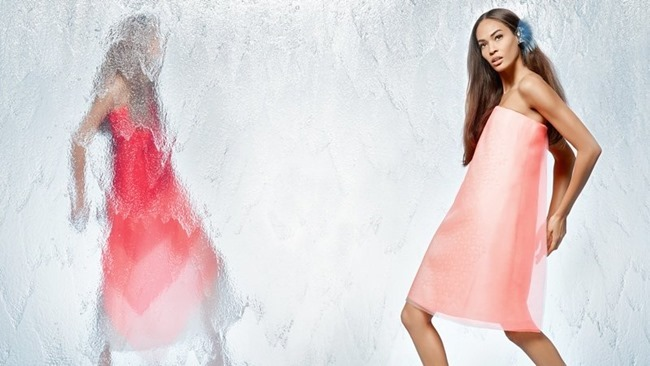 CAMPAIGN Nadja Bender & Joan Smalls for Fendi Spring 2014 by Karl Lagerfeld. www.imageamplified.com, Image Amplified (2)