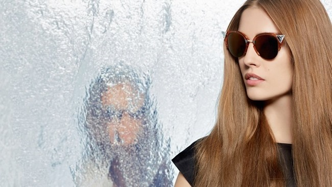 CAMPAIGN Nadja Bender & Joan Smalls for Fendi Spring 2014 by Karl Lagerfeld. www.imageamplified.com, Image Amplified (5)
