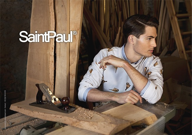 CAMPAIGN Valentin Glemarec & Kevin Drelon for SaintPaul Spring 2014 by Elodie Daguin. www.imageamplified.com, Image Amplified (4)