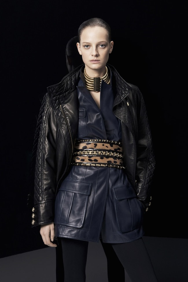 COLLECTION Ine Neefs & Kai Newman for Balmain Pre-Fall 2014. www.imageamplified.com, Image Amplified (9)