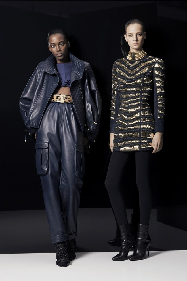 COLLECTION Ine Neefs & Kai Newman for Balmain Pre-Fall 2014. www.imageamplified.com, Image Amplified (27)