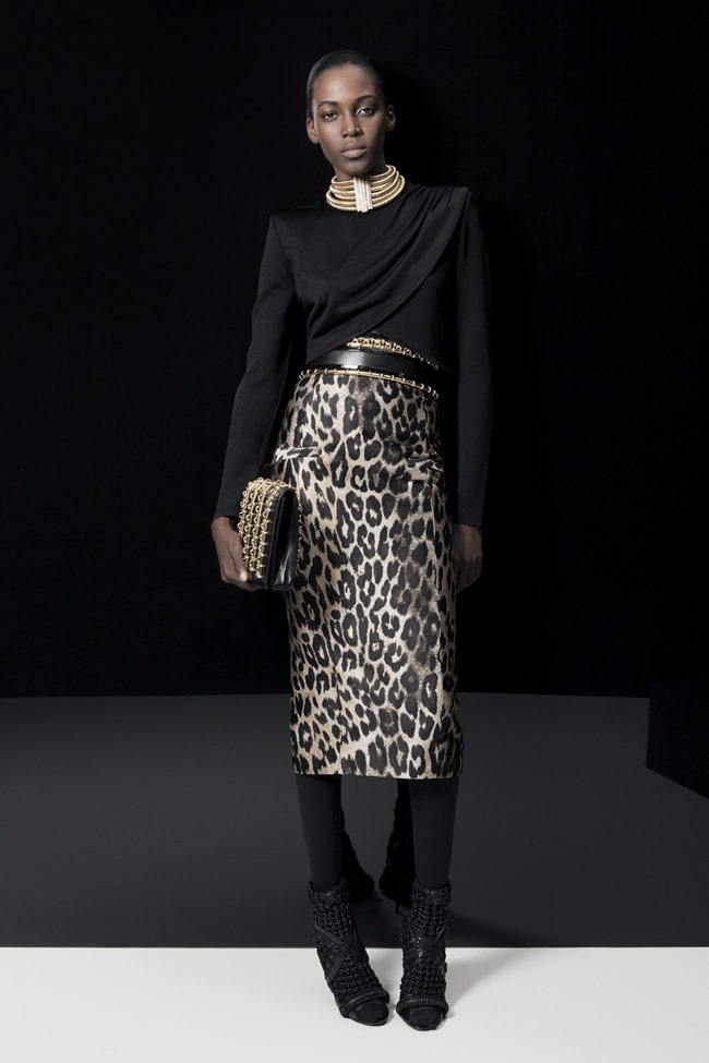 COLLECTION Ine Neefs & Kai Newman for Balmain Pre-Fall 2014. www.imageamplified.com, Image Amplified (28)