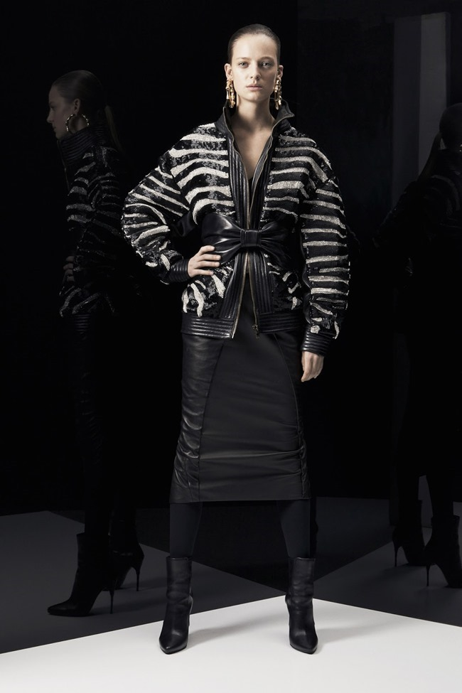 COLLECTION Ine Neefs & Kai Newman for Balmain Pre-Fall 2014. www.imageamplified.com, Image Amplified (30)