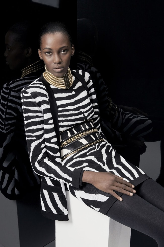 COLLECTION Ine Neefs & Kai Newman for Balmain Pre-Fall 2014. www.imageamplified.com, Image Amplified (31)