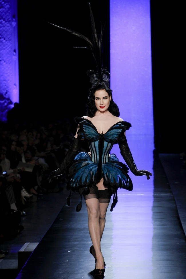 PARIS HAUTE COUTURE Jean Paul Gaultier Spring 2014. www.imageamplified.com, Image Amplified (8)