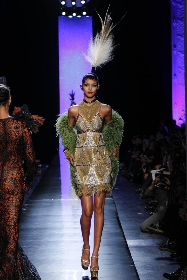PARIS HAUTE COUTURE Jean Paul Gaultier Spring 2014. www.imageamplified.com, Image Amplified (4)