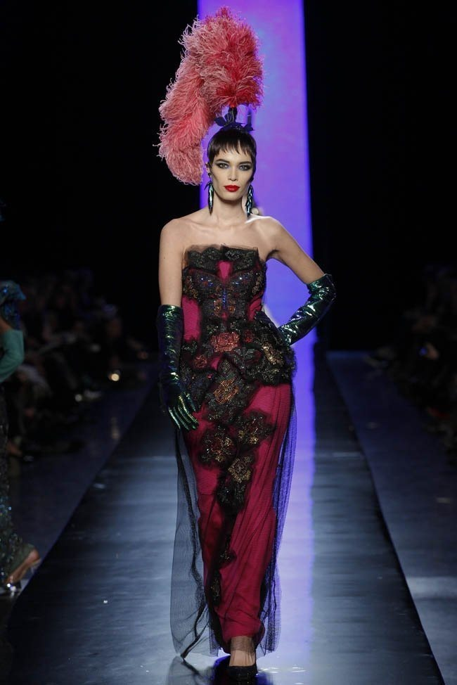PARIS HAUTE COUTURE Jean Paul Gaultier Spring 2014. www.imageamplified.com, Image Amplified (6)