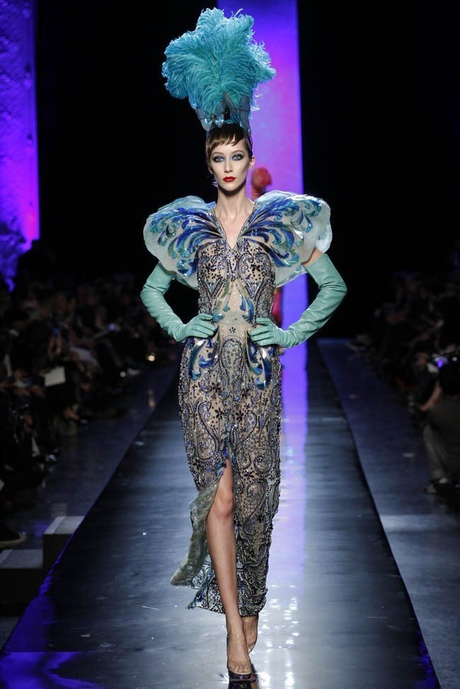 PARIS HAUTE COUTURE Jean Paul Gaultier Spring 2014. www.imageamplified.com, Image Amplified (9)