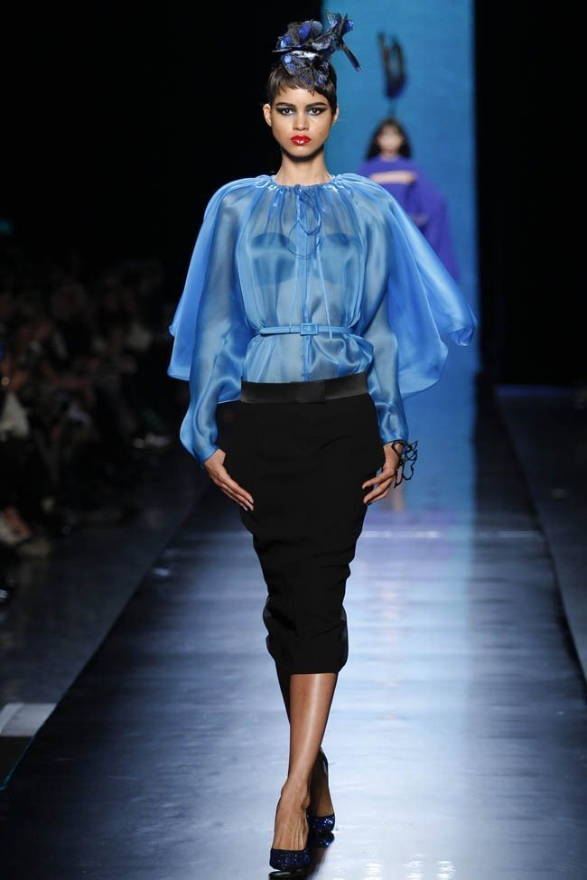 PARIS HAUTE COUTURE Jean Paul Gaultier Spring 2014. www.imageamplified.com, Image Amplified (38)