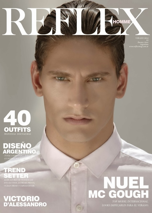 REFLEX HOMME Nuel McGough in Tailored Summer by Fabian Morassut, Spring 2014, www.imageamplified.com, Image Amplified (13)