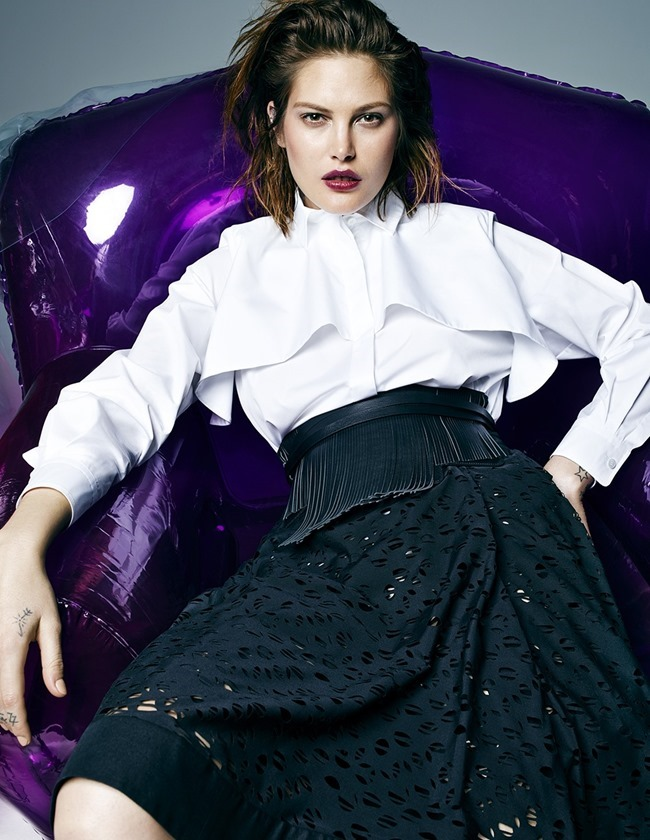 W KOREA Catherine McNeil by Hong Jang Hyun. Joanne Blades, February 2014, www.imageamplified.com, Image Amplified (3)