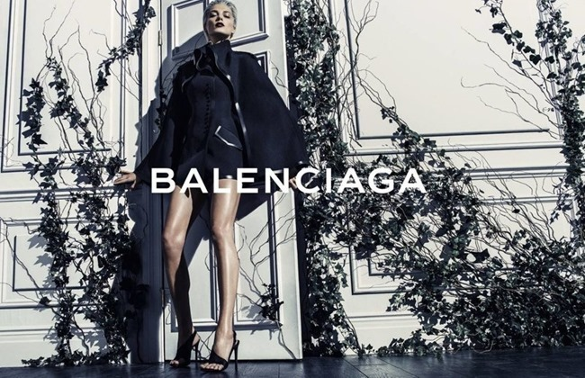 CAMPAIGN Daria Werbowy for Balenciaga Spring 2014 by Steven Klein. www.imageamplified.com, Image Amplified (5)