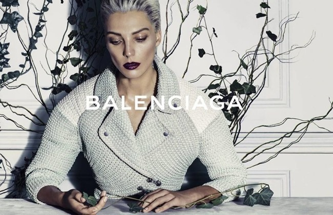 CAMPAIGN Daria Werbowy for Balenciaga Spring 2014 by Steven Klein. www.imageamplified.com, Image Amplified (8)