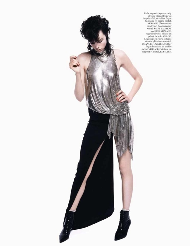 VOGUE PARIS Edie Campbell by David Sims. Emmanuel Alt, February 2014, www.imageamplified.com, Image Amplified (8)