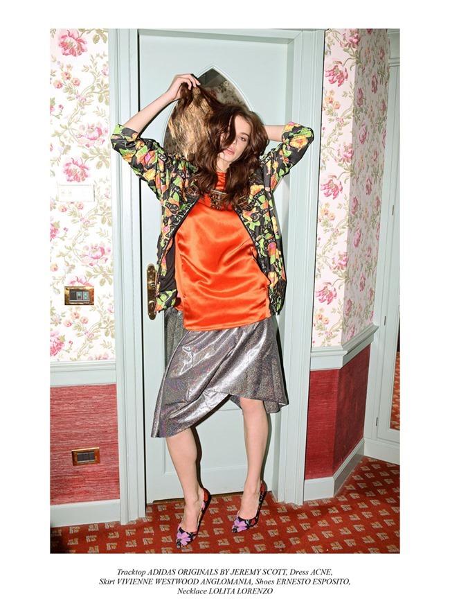 TOH! MAGAZINE Adrianna Zajdler by Simon. Alex Vaccani, Spring 2014, www.imageamplified.com, Image amplified (10)