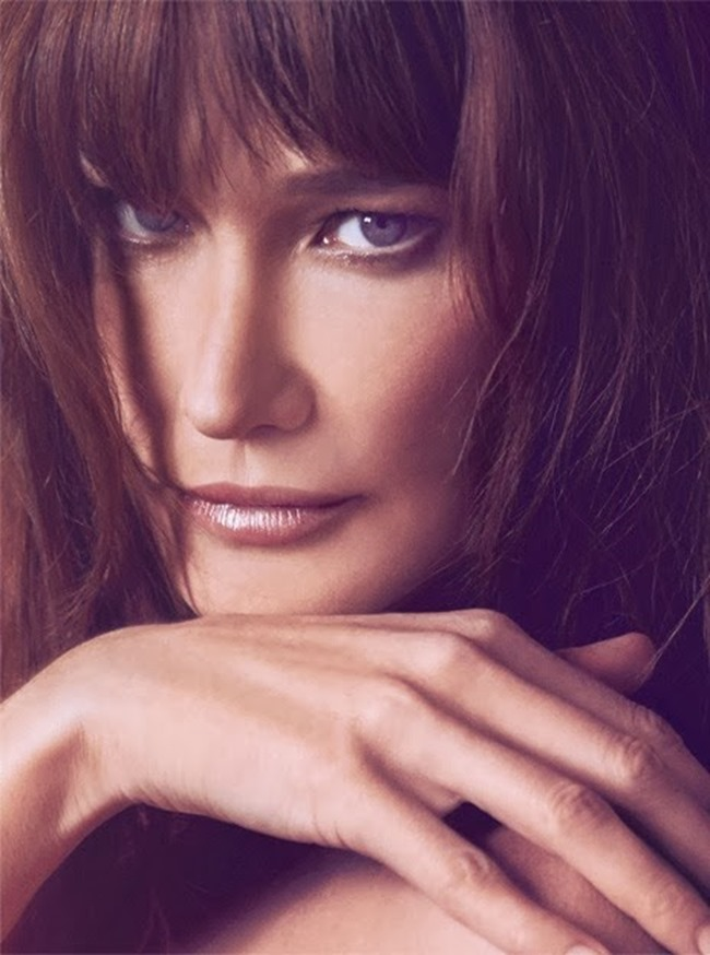 THE EDIT Carla Bruni-Sarkozy in Easy Elegance by Koray Birand. Joanna Schlenzka, January 2014, www.imageamplified.com, Image Amplified (11)
