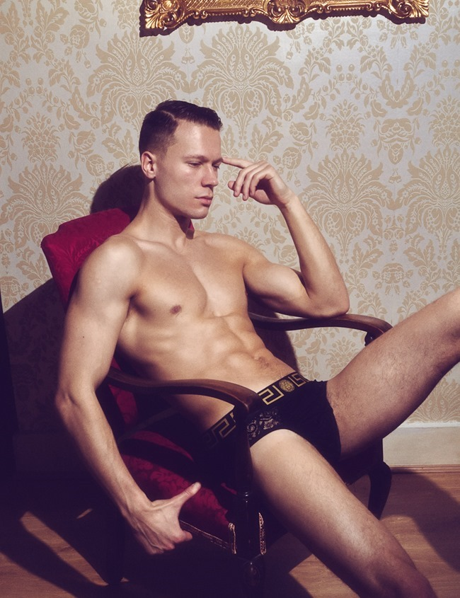 PREVIEW Ernest Gromov by Troy Wise. Rick Guzman, Spring 2014, www.imageamplified.com, Image Amplified (2)