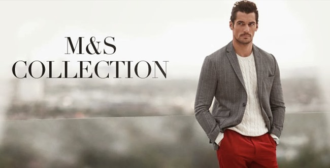 CAMPAIGN David Gandy for Marks & Spencer Spring 2014 by Arnaldo Anaya-Lucca. Richard Pierce, www.imageamplified.com, Image Amplified (1)