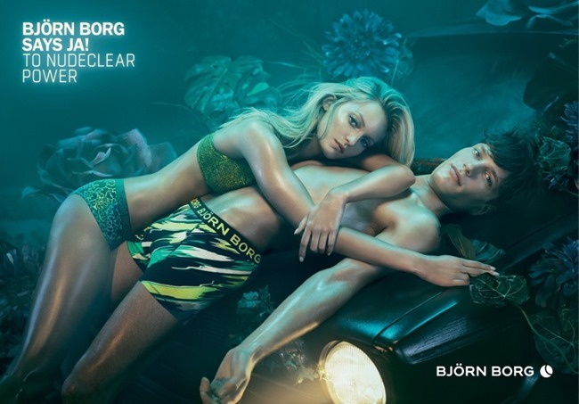 CAMPAIGN Florian Van Bale, Theres Alexandersson & Jarrod Scott for Björn Borg Spring 2014 by Peter Gehrke. www.imageamplified.com, Image Amplified (3)