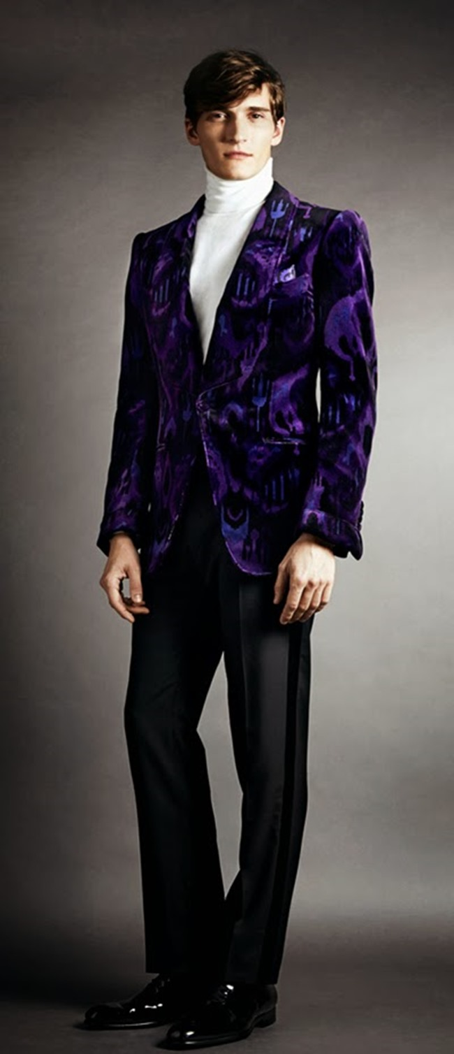 LOOKBOOK Tom Ford Fall 2014. www.imageamplified.com, Image Amplified (3)