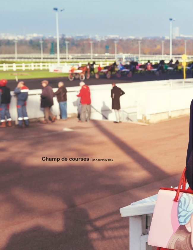 NUMERO MAGAZINE Holly Rose in Champ De Courses by Kourtney Roy. Irina Marie, February 2014, www.imageamplified.com, Image amplified (1)