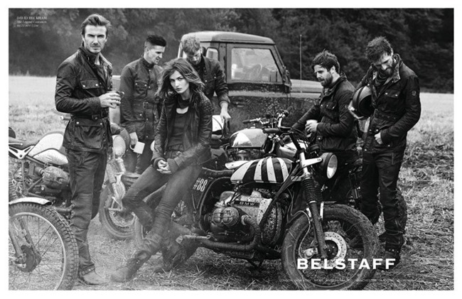 CAMPAIGN David Beckham & Andreea Diaconu for Belstaff Spring 2014 by Peter Lindbergh. www.imageamplified.com, Image Amplified (5)