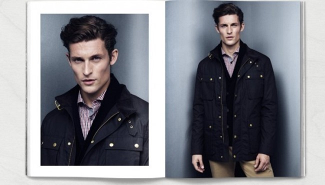 CAMPAIGN Wouter Peelen in Preppy Update for H&M Spring 2014. www.imageamplified.com, Image amplified (5)
