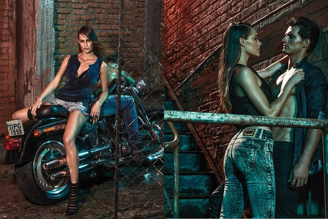 CAMPAIGN Karen Nuernberg & Diego Miguel for Dopping Fall 2014 by Zee Nunes. www.imageamplified.com, Image Amplified (2)