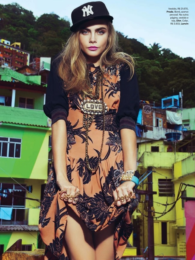 VOGUE BRASIL Cara Delevigne by Jacques Dequeker. Pedro Sales, February 2014, www.imageamplified.com, Image Amplified (6)