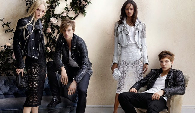 CAMPAIGN Burberry Spring 2014 by Mario Testino. www.imageamplified.com, Image Amplified (2)