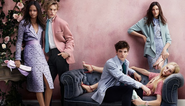 CAMPAIGN Burberry Spring 2014 by Mario Testino. www.imageamplified.com, Image Amplified (4)