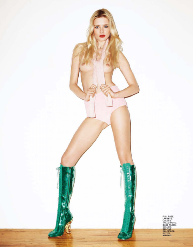 LUI MAGAZINE Natalia Siodmiak by Terry Richardson. George Cortina, February 2014, www.imageamplified.com, Image amplified (7)