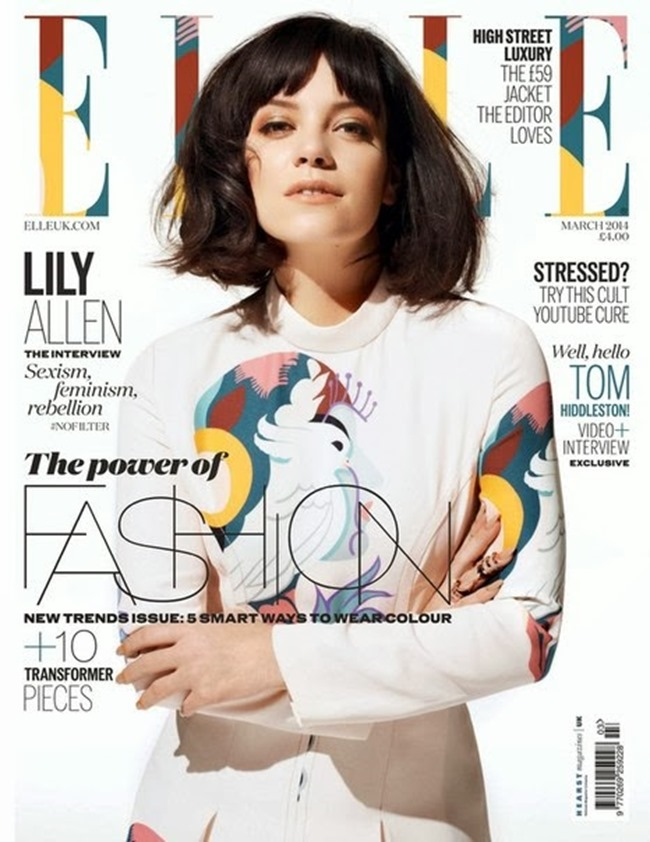 ELLE UK Lily Allen by David Vasiljevic. Anne-Marie Curtis, March 2014, www.imageamplified.com, Image amplified (7)