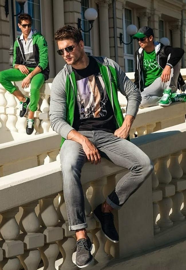 CAMPAIGN Tomas Skoloudik & FAbio Mancini for Armani Jeans Spring 2014. www.imageamplified.com, Image Amplified (11)