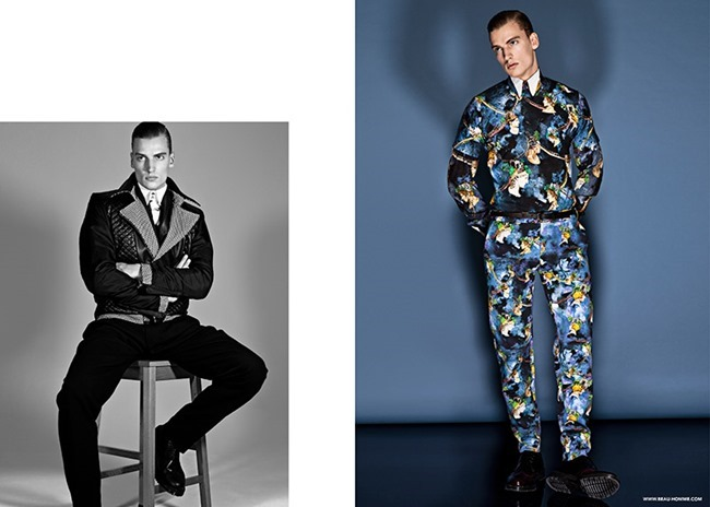 CAMPAIGN Alexander Vander Stichele for Beau Homme Fall 2014 by Ben Lamberty. Ingo Nahrwold, www.imageamplified.com, Image Amplified (5)