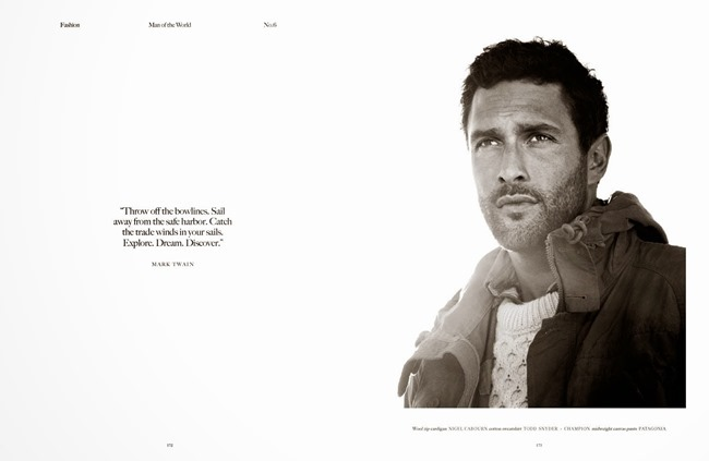 MAN OF THE WORLD Noah Mills in Harbor Master by Robbie Fimmano. Sean Spellman, Spring 2014, www.imageamplified.com, Image amplified (5)