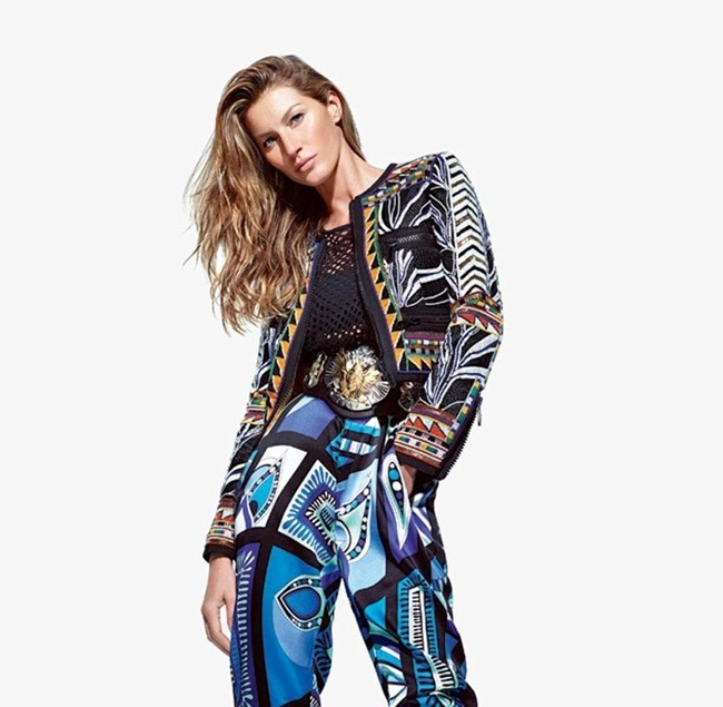 CAMPAIGN Gisele Bundchen for Emilio Pucci Spring 2014. www.imageamplified.com, Image Amplified (2)