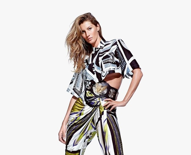 CAMPAIGN Gisele Bundchen for Emilio Pucci Spring 2014. www.imageamplified.com, Image Amplified (4)