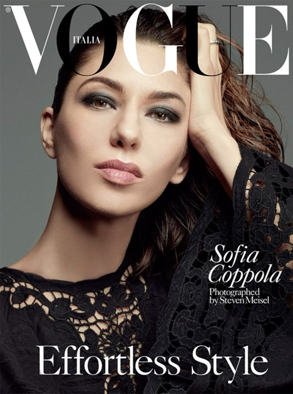 VOGUE ITALIA Sofia Coppola by Steven Meisel. Karl Templer, February 2014, www.imageamplified.com, Image Amplified (2)