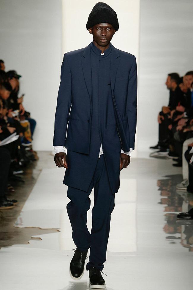 NEW YORK FASHION WEEK Public School Menswear Fall 2014. www.imageamplified.com, Image Amplified (24)